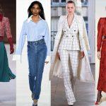 Тенденции моды 2018 2019 – 20 модных тенденций 2018-2019 – женская одежда и аксессуары