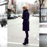 Пальто и ботильоны – с чем носить, фото. Какие в моде: короткие, высокие, кожаные, замшевые