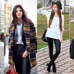 С чем носить коричневые легинсы – С чем носить лосины (много фото)